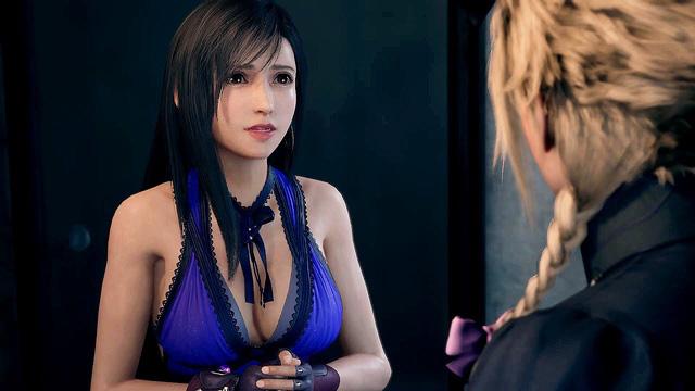 10 tựa game ấn tượng nhất 2020 (Phần 5) - Final Fantasy VII Remake - Ảnh 2.