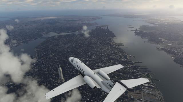 10 tựa game ấn tượng nhất 2020 (Phần 8) - Microsoft Flight Simulator - Ảnh 3.